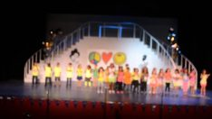 Kindergarten End of the Year Show 2014