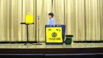 Kindergarten Talent Show 2014