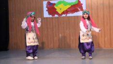 Marmara Yöresine Ait Folklor Gösterisi