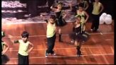 Mavi Martı Anaokulu Modern Dans Gösterisi