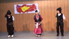 Muhteşem Karadeniz Yöresine Ait Folklor Gösterisi