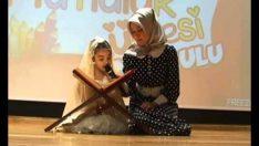 Mutluluk Ülkesi Anaokulu Kutlu Doğum Haftası Etkinliği