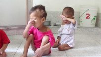 North Korean children at orphanages need food