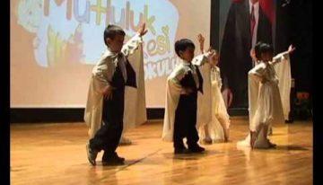 Özel Mutluluk Ülkesi Anaokulu Kutlu Doğum Haftası Etkinliği