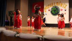 Özel Toros Anaokulu Dans Gösterisi