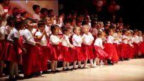 Özen Park Anaokulu 29 Ekim Cumhuriyet Bayramı Gösterisi