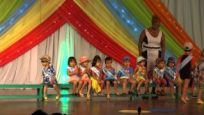 Riya and Rishhav – Play Group Blue Fashion Show – Oshwal Academy Nursery