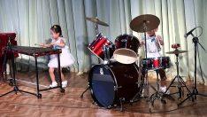 Sinuiju kindergarten, North Korea