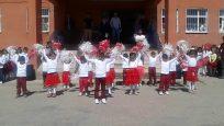 Taşlıçay Köyü Anaokulu 23 Nisan Gösterisi