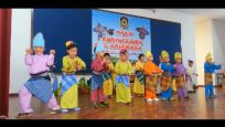 TCC Kindergarten Year End Concert 2014 Performance