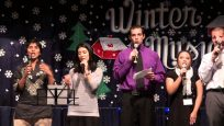 YIS – Winter Musical 2013 – Don't Ever Give Up – YIS Staff